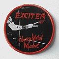 Exciter HMM Round Patch