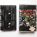 Exciter - Better Live than Dead Cassette