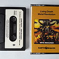 Living Death - Metal Revolution Cassette EarthShaker