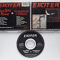 Exciter - Heavy Metal Maniac + Violence & Force Tape / Vinyl / CD / Recording etc