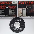Exciter ‎- Heavy Metal Maniac + Violence & Force
