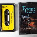 Tyrant - Mean Machine Cassette