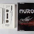 Muro - Tape / Vinyl / CD / Recording etc - Muro - Pacto de Sangre Cassette