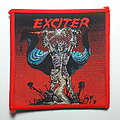 Exciter - Long Live The Loud - Red Border