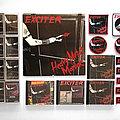 Exciter - Tape / Vinyl / CD / Recording etc - Exciter Heavy Metal Maniac