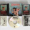 Exodus BBB Tape / Vinyl / CD / Recording etc