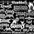 Sorcery - Other Collectable - Swedish Death Metal Banner