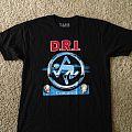 D.R.I shirt