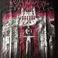 VADER 'Welcome to the Morbid Reich' 'Metalfest Open Airs Tour 2012' Shirt