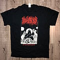 Blood Incantation - American Extinction Tour 2019 TShirt