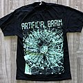 Artificial Brain - Electric Green TShirt or Longsleeve