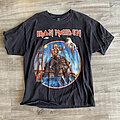 Iron Maiden - TShirt or Longsleeve - Iron Maiden-Maiden England California 2012