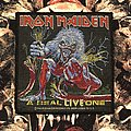 Iron Maiden-A Real Live One Patch