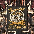 Thin Lizzy-Thunder & Lightning Patch