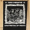 Type O Negative - Orchestra of Death Back Patch