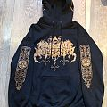 Satanic Warmaster Pullover Hooded Top
