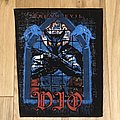 Dio - Dream Evil Back Patch