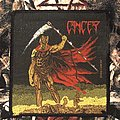 Cancer-Death Shall Rise Patch