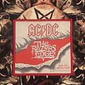AC/DC- Razor's Edge Patch (Red Border)