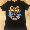 Ozzy 2018 Tour Shirt