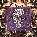 King Diamond-The Eye Patch (Purple Border)