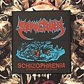 Sepultura-Schizophrenia Patch