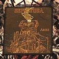 Sepultura-Arise Patch