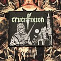 Crucifixion-Green Eyes Patch