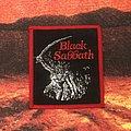 Black Sabbath - Paranoid patch
