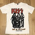 KISS-End of the Road Tour Shirt