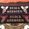 Black Sabbath- Heaven & Hell stripes Patch