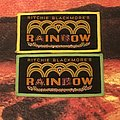 Rainbow - Ritchie Blackmore's Rainbow patches