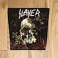 Slayer - South of Heaven Back Patch