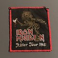 Iron Maiden-Killer Tour Patch (Red Border)