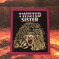 Twisted Sister - Dee Snyder patch
