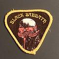 Black Sabbath-Never Say Die! Patch