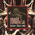 Iron Maiden - Killers Tour Patch (Red Border)