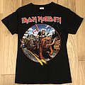 Iron Maiden-Legacy of the Beast Canadian Tour Shirt