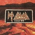 Def Leppard - '80 Tour patch