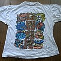 Gwar Carnival Of Chaos Tour Shirt