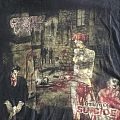 Cannibal Corpse Gallery Of Suïcide Tour Shirt