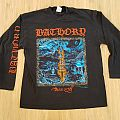 1996 Bathory Blood On Ice Longsleeve Shirt XL