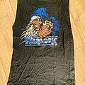 1987 Warlock Triumph And Agony Tour Shirt L