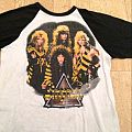 1987 Stryper To Hell With The Devil Tour Shirt