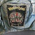 Motörhead Iron Fist Backpatch