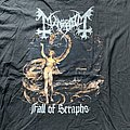1997 Mayhem Fall Of Seraphs Tour Shirt XL