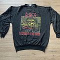 1990 Slayer Seasons In The Abyss Tour Sweater XL TShirt or Longsleeve