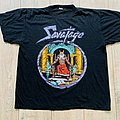 1988 Savatage Hall Of The Mountain King Shirt XL