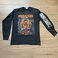 1991 Biohazard Across The Tracks Tour Longsleeve Shirt L