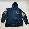 Cradle Of Filth - Hooded Top - 1998 Cradle Of Filth Bloodletting In Heaven Hoodie XL